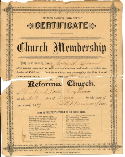 church_membership_document